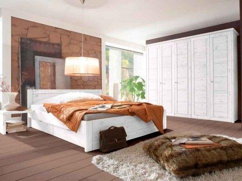 Łóżko sosnowe Bristol 140