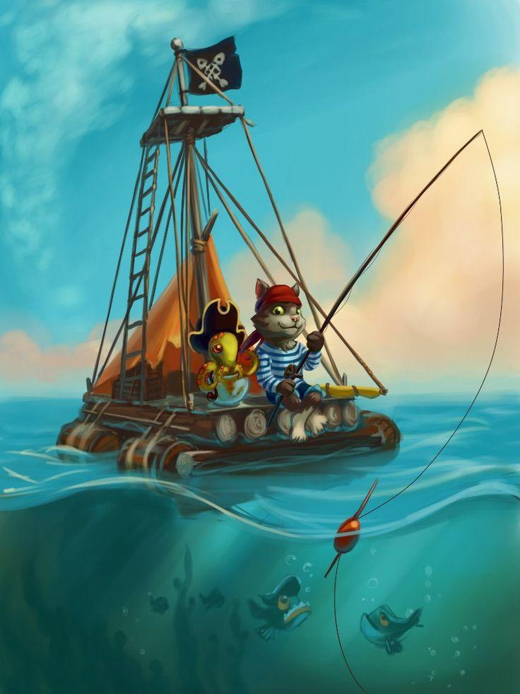 Пиратская тема