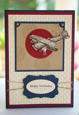 nice masculine card