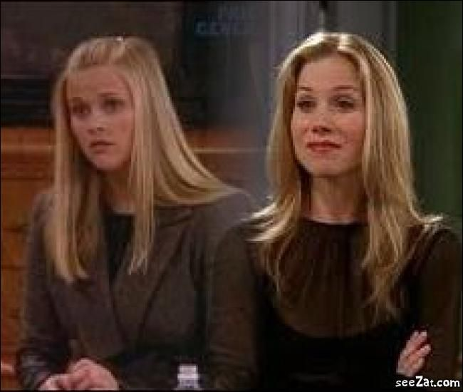 Amy (Christina Applegate) e Jill (Reese Witherspoon) Green