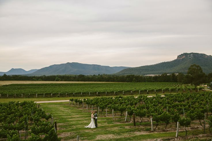 Margan Estate Wedding Broke Hunter Valley. Image: Cavanagh Photography. http://cavanaghphotography.com.au