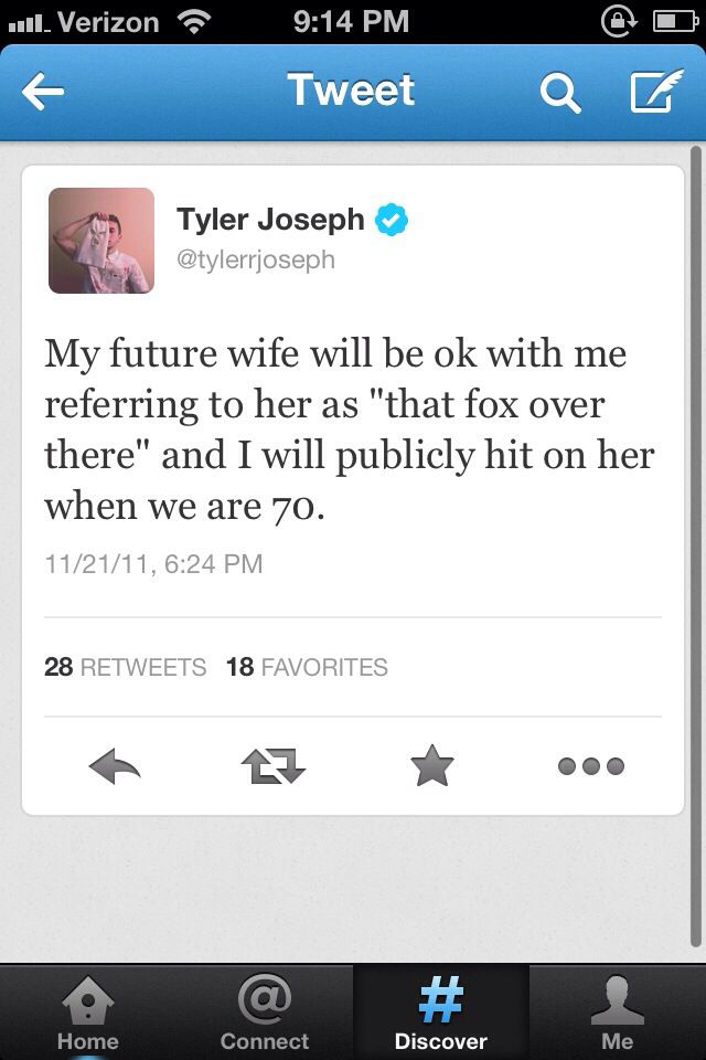 yet another reason to love Tyler Joseph.