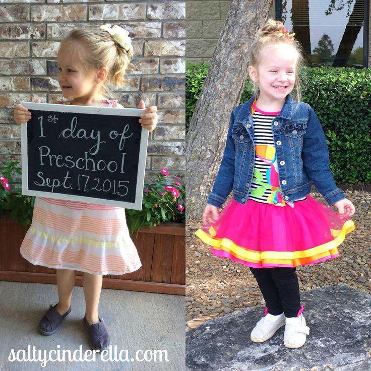 Salty Cinderella: daily schedule for toddlers, daily schedule for preschoolers