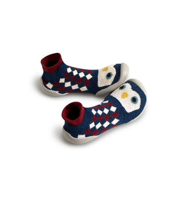 Slipper Socks Petits Pingouins small penguins