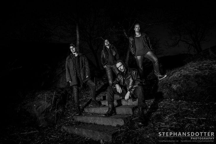 Norrsköld. Folk Metal / Death Metal band from Gothenburg Sweden.