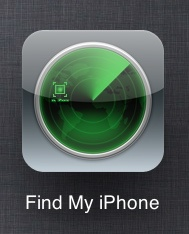 why does find my iphone say no location available