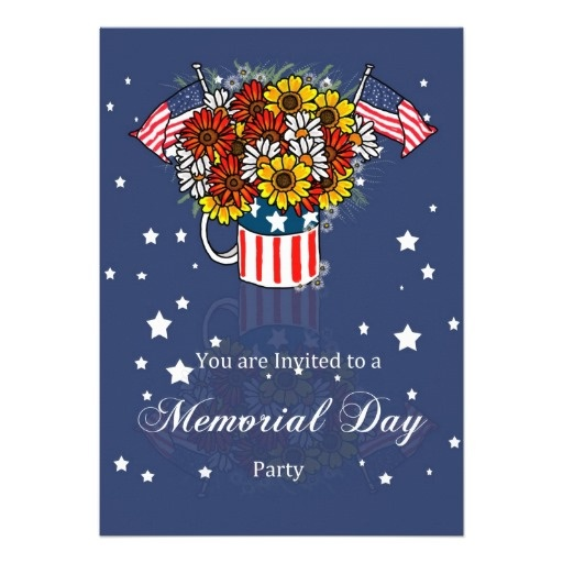 memorial day flower supplies