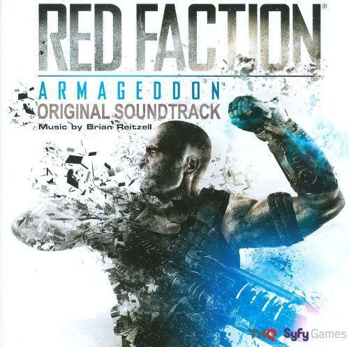 Red Faction Armageddon [LP] - Vinyl