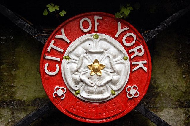 York - my favourite UK city