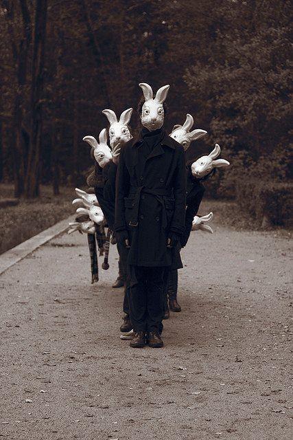 Картинка с тегом «rabbit, bunny, and creepy»