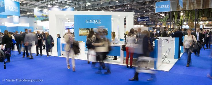 Greece @ WTM London 2016 – Photo Report by the Greek Travel Pages (GTP).