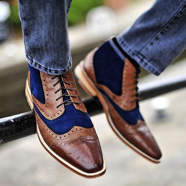 """Check out  dapperlydone shoes  dapperlydone shoes""""   Things for him to wear    Pinterest   Shoes, Mens fashion an… a01fbeedfd2"""