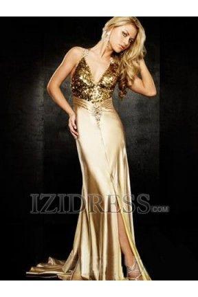 Goldene kleider online kaufen