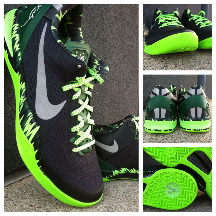 New season, new basketball shoes. The Nike Kobe 8 System is available in new colorways. #PrepareToWin #Eastbay