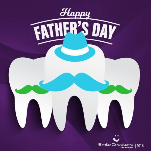 #Fathers are like the candles. They make daylight out of darkness. #Happy #Father's Day! Call us now on: 00961-71-680660 Boulevard Sin El Fil - Main Road #smilecreators #WeCreateYourHollywoodSmile Like us on Facebook: www.facebook.com/SmileCreators/ Follow us on Twitter: www.twitter.com/SmileCreatorsLb Watch us on: https://vimeo.com/smilecreators Subscribe to our Youtube channel…