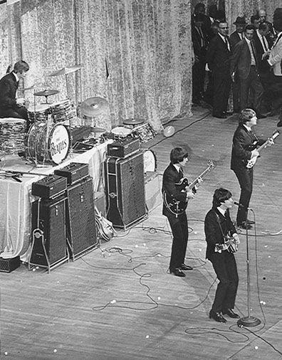 Beatles classic gear