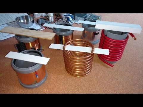 Free Atmospheric Electricity Powers Small Motor - Tesla Radiant Energy - YouTube