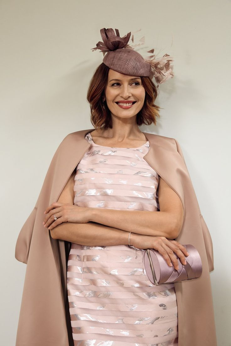 Jacques Vert statement hat adds a touch of personality to your look.   A perfect for Mother of the bride outfit