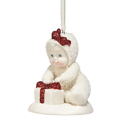 Snowbabies Department 56 All Wrapped in Bows Ornament