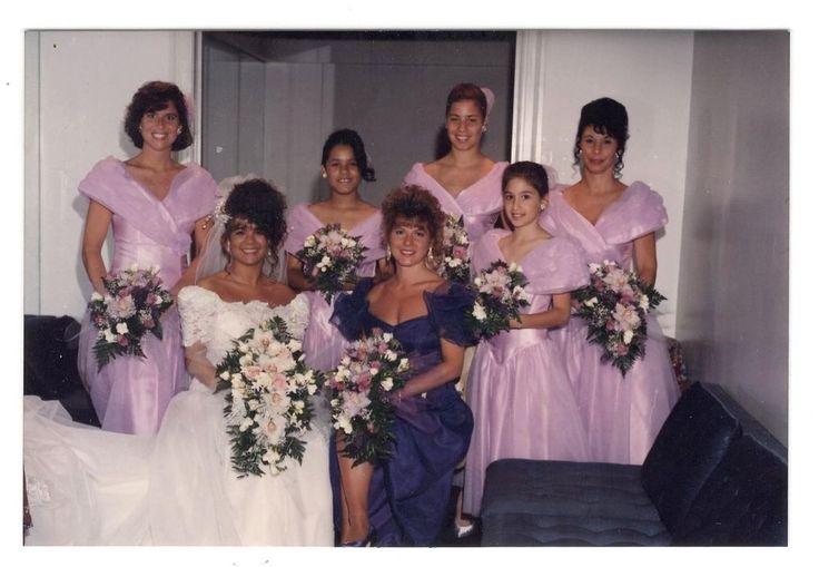 Best 25+ 1980s Wedding Ideas On Pinterest