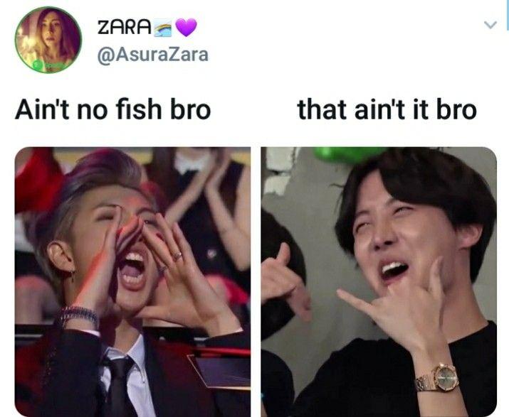 Bts Memes Rm Jhope Bts Memes Bts Funny Kpop Memes