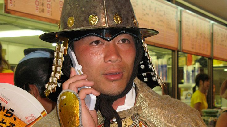 Why Do Japanese People Say Moshi Moshi on the Phone?