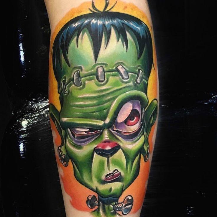 Desenho New School, Tatuagem Old School, I Tattoo, Art Tattoos, New Art, Piercings, Halloween, Cute, Fictional Characters
