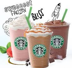 FREE Grande Starbucks Frappuccino With Cold Cup Purchase!