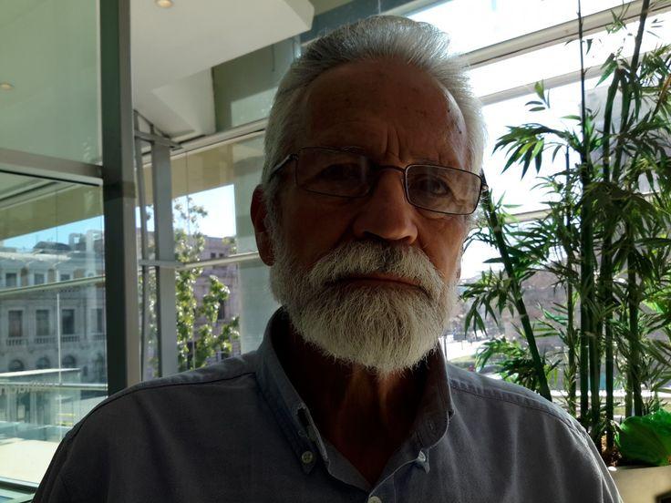 <p>Chihuahua, Chih.- Rodolfo Leyva Martínez en su calidad de comisionado del Instituto Chihuahuense para la Transparencia y Acceso a la Información