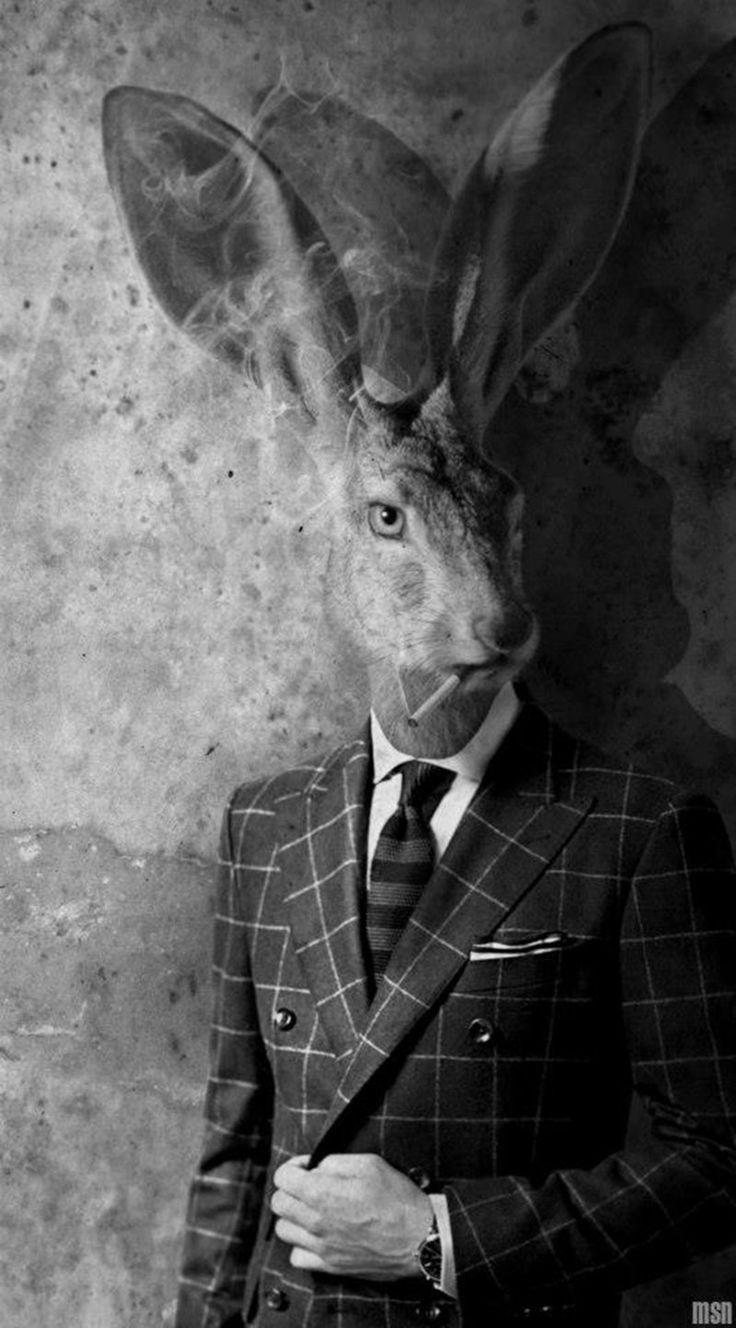 ~ smoking rabbit masquerade ~