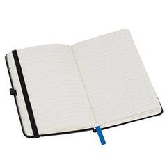 Little A6 moleskin style notebook. I am thinking I will keep in my handbag. #products_paper   $9.95  www.paperproductsonline.com.au