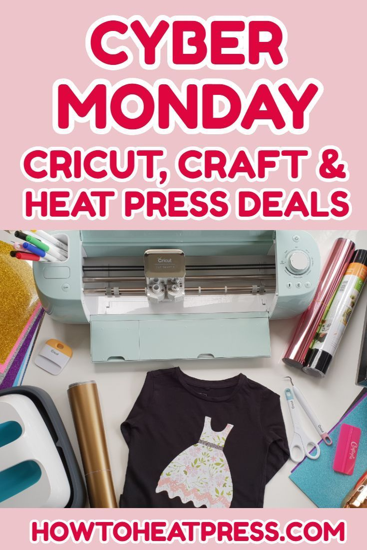 Weekly Cricut Craft Heat Press Deals Find The Best Prices Here Heat Transfer Vinyl Projects Heat Transfer Vinyl Tutorial Cricut Heat Transfer Vinyl Tutorial