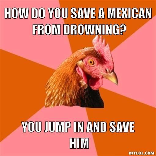 anti joke chicken | Anti Joke Chicken Meme Generator - DIY LOL