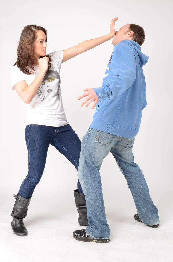 pin on self defense for women