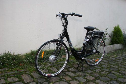 J'M mon vélo electrique matra