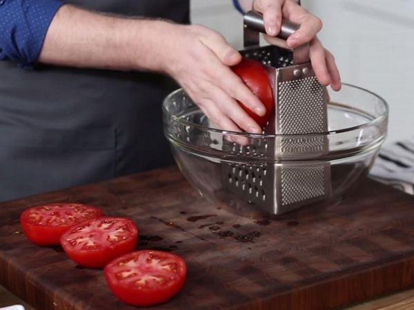 Быстрый томатный соус «Маринара»