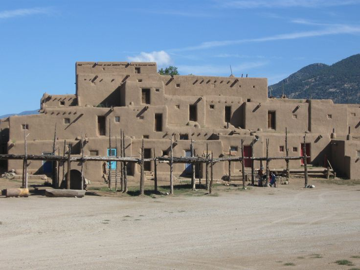 17 best images about pueblo style  cob houses on pinterest