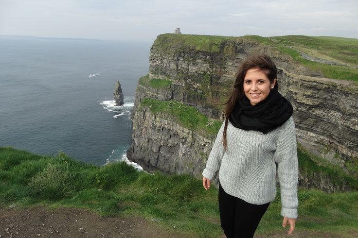 """""""El ambiente del colegio es muy agradable y cálido"""". Lina Peñalva, estudiante de 4º de Educación Primaria desde su estancia #internacional en #Dublín (Irlanda) para realizar las prácticas del Grado #AlumnosUCV #FuturoUCV #UCVporelmundo"""