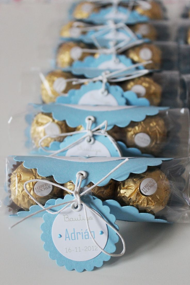 Regalos para baby shower o bautizo