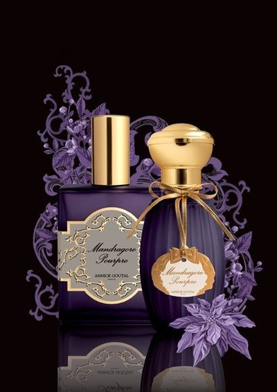 Has to smell beautiful if its in a beautiful purple bottle!!!