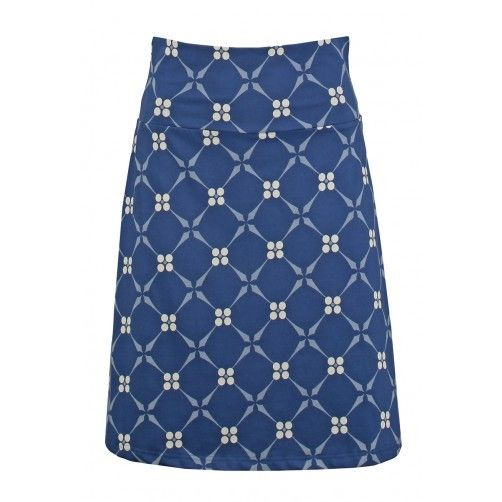 Skirt Royal Grey