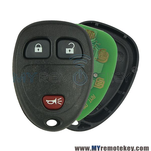 15913420 Remote Key Keyless Fob For Buick Chevrolet Gmc Pontiac