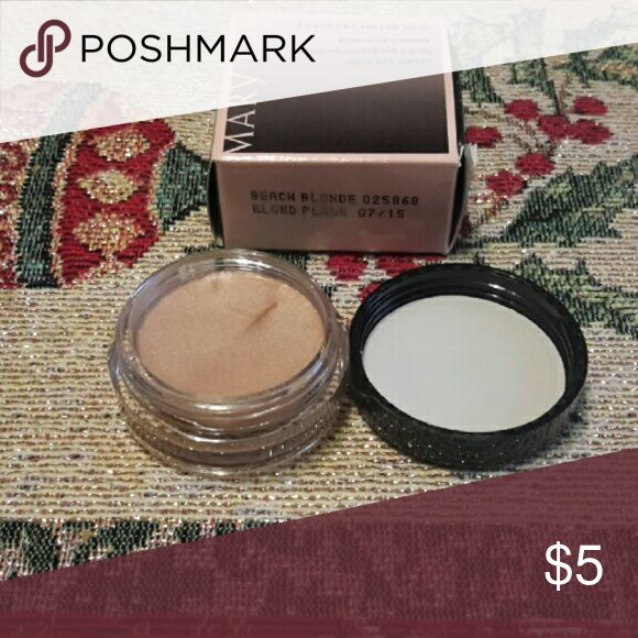 Mary Kay Cream Eye Color - Beach Blonde - Beach Blonde - .15 OZ - never been used Mary Kay Makeup Eyeshadow