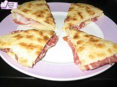 Cucina Amore Mio: TORTA AL TESTO - LA CRESCIA UMBRA