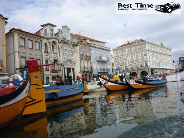 Aveiro, a bela Veneza de Portugal