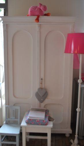 Franse linnenkast | Cedante Antiek & Brocante – Brocante - Kinderkamers - Lifestyle