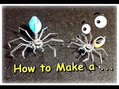 how to put spider wire on