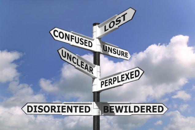 Confused | Arti Galau Sebenarnya Yang Harus Kita Tahu...