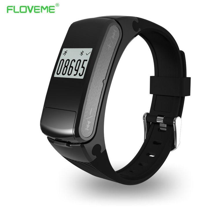 Floveme kopfhörer bluetooth smart watch für ios android smartwatch usb schrittzähler fitness herzfrequenz mp3-player armband armband //Price: $US $45.69 & FREE Shipping //     #smartuhren