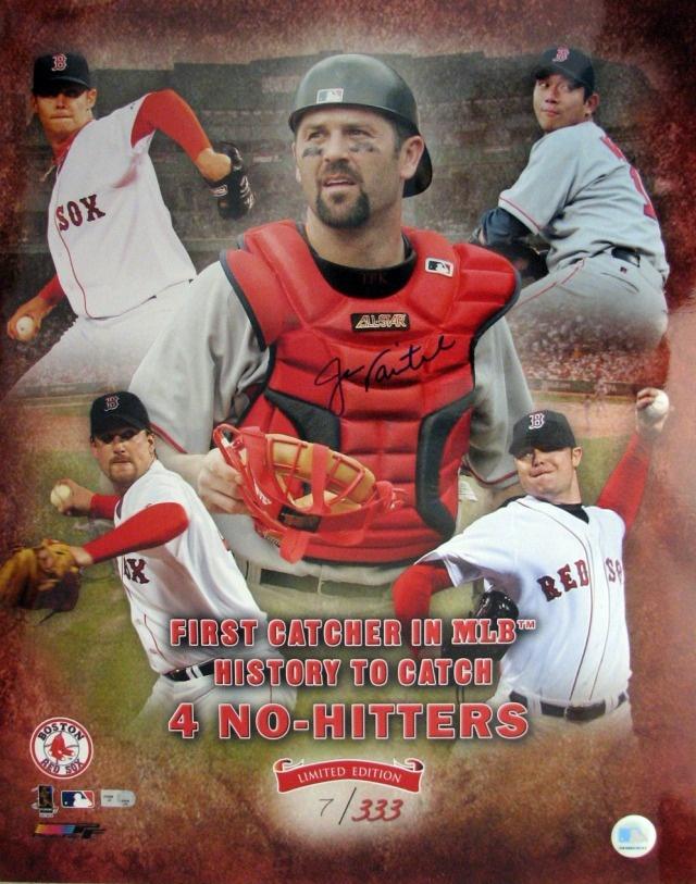 Boston Red Sox...Jason Varitek